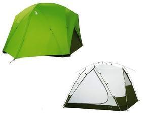 2020年度版!4~5人用初心者向け実用おすすめテント。