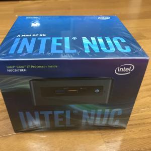 Intel NUC で遊びたい?