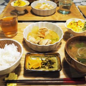 鶏肉料理4種