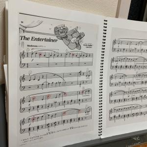 次男ピアノ教室再開と夕方の出来事