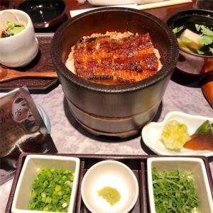 名古屋で食べたもの。と、うなぎを食べた子ども達