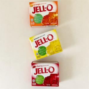 JELL-O のオレンジゼリー