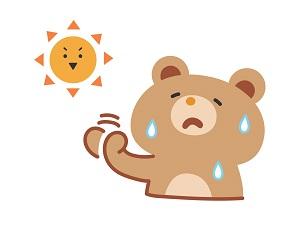 天気の話は話の基本、お天気の表現を覚えましょ(夏編)【フランス語 表現】