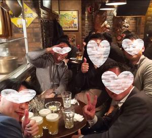 大盛り上がりの忘年会~!