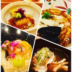 贅沢ディナー~お料理~