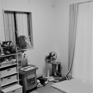 ●1部屋を日常の暮らしと仕事場スペースとして使う整理収納!
