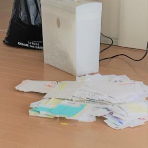 ●我が家の溜めない暮らし方!紙を溜めるなら紙幣に限る!