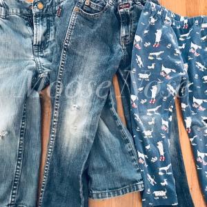 息子のズボンが破れすぎな件