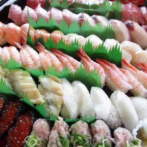 『お寿司のバイキング』