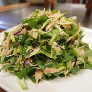 鉄板居酒屋 紅の豚@高速神戸・大倉山「遅くまで開いてるお好み焼屋さんで香菜サラダ喰うてん!」