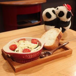 禁煙立呑みゼファー食堂@神戸・東川崎交差点角「フルセのしょうがしょう油焼もええねんけどオーブンチーズ焼も美味いねん!」