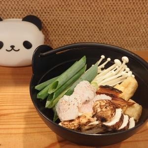禁煙立呑みゼファー食堂@神戸・東川崎交差点角「炙りハモと焼あなごとマツタケの超贅沢一人小鍋の美味さがやばいねん!」