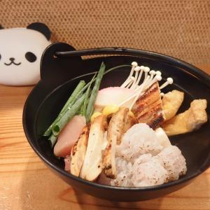 禁煙立呑みゼファー食堂@神戸・東川崎交差点角「お生搾りのサンふじも美味いし、超豪華な土瓶蒸し風一人小鍋も美味いねん!」