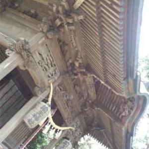 埼玉の県名発祥の地『前玉神社』@埼玉県(2)