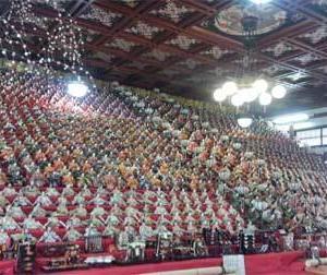 【2019年3月】『秋葉総本殿 可睡斎』の雛祭り@静岡県(4)
