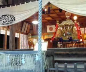 【2019年】『藤枝大祭』と『飽波神社』@静岡県(その1)