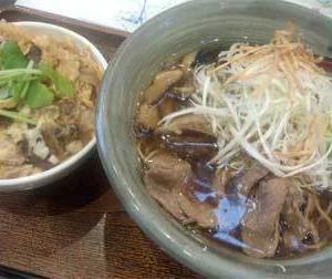 『もっくる新城』の奥三河製麺でジビエを食す@愛知県