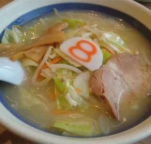 一度食べてみたかった!『8番らーめん』(勝山店)@福井県