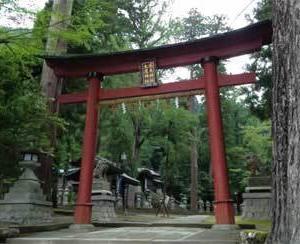 紙漉き職人の聖地『岡太神社・大瀧神社』@福井県(その1)
