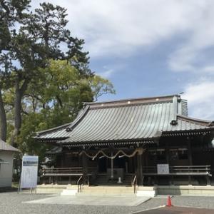 【2020年4月】焼津神社の桜