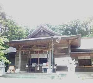 粟ケ岳と「阿波々神社」@静岡県(その2)