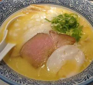 「濃厚鶏そば 麺屋カモメ亭」でお得なランチ♪@静岡県