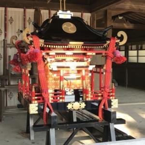 【2020.8.12】焼津神社大祭中止の朝。
