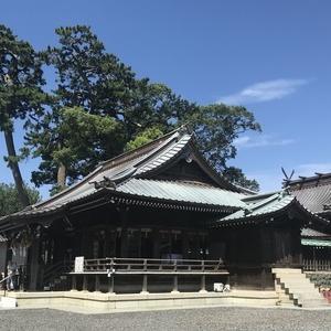 【2020.8.13】焼津神社大祭中止の二日目。