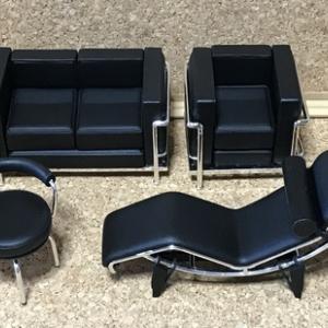 【椅子】小さきものたち。