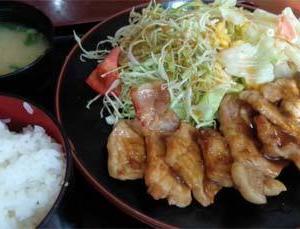 お腹いっぱい食べよう♪「喫茶マリンバ」@静岡県