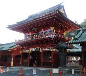 新嘗祭に静岡浅間神社へお参りしてきた。