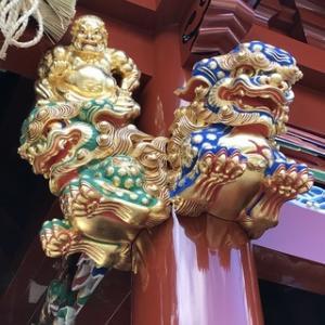 再び「静岡浅間神社」へ…@静岡県