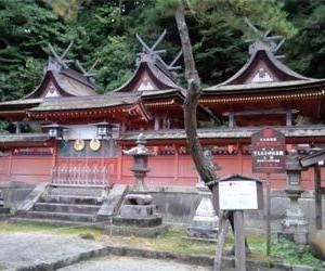 国宝「宇太水分神社」@奈良県(その2)