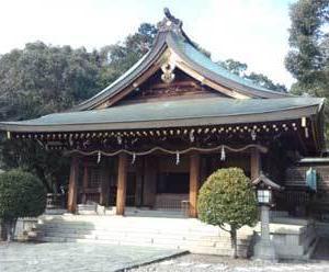 彦五瀬命の祀られる『竈山神社』@和歌山県