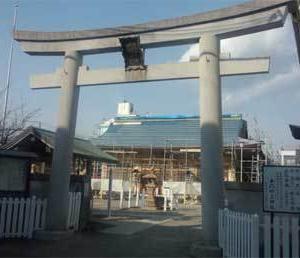 和歌山の雄水門(男之水門)『水門吹上神社』@和歌山県