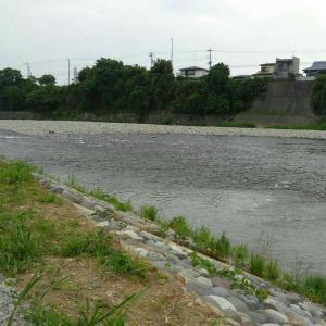 那珂川に来ています❗