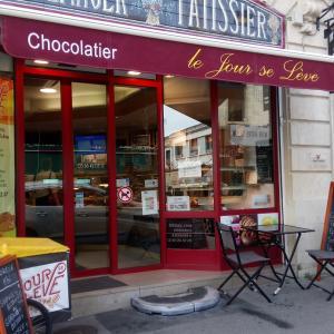 ペサックにあるパン屋 Le Jour se Lève