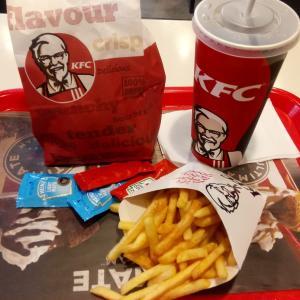 さようなら フランスのKFC