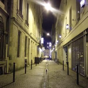 フランスの冬は雨多い