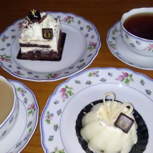 パティスリー オペラのケーキ