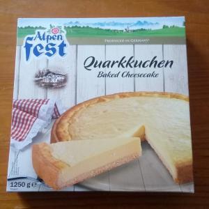 リドルのベイクドチーズケーキ