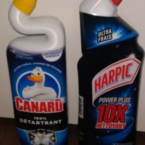 フランス トイレ用洗剤