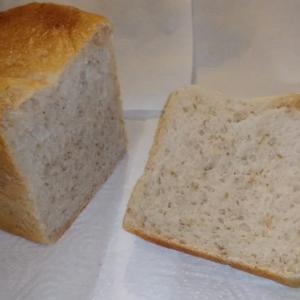 家でパンを焼く