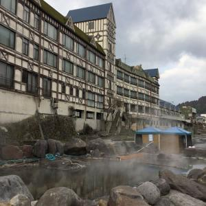大分県日田市(2)、天ヶ瀬温泉に再訪