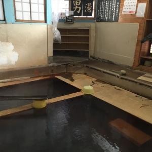 熊本県南小国町、黒川温泉の共同浴場