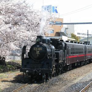 栃木県真岡市、真岡鉄道と刀剣博物館