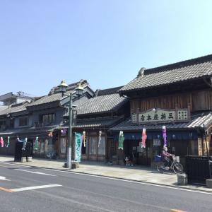栃木県栃木市(1)、蔵の街の文化財建築たち