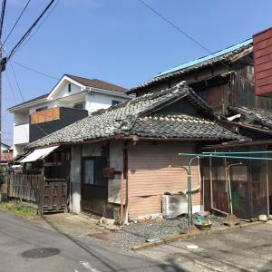 栃木県栃木市(3)、廃墟化してゆく歴史的建造物