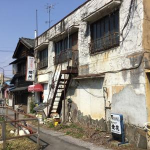 栃木県佐野市、ほぼゴーストタウンと化した路地裏スナック街