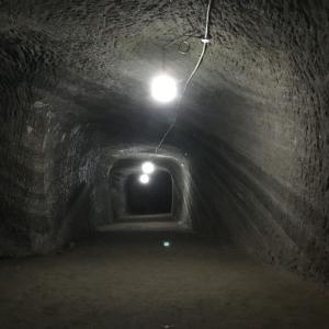 千葉県館山市、館山海軍航空隊赤山地下壕跡他